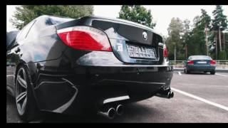 BMW M5 E60 (Music Video) HD