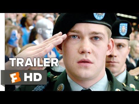 Billy Lynn's Long Halftime Walk Official Teaser Trailer #1 (2016) - Vin Diesel Movie HD