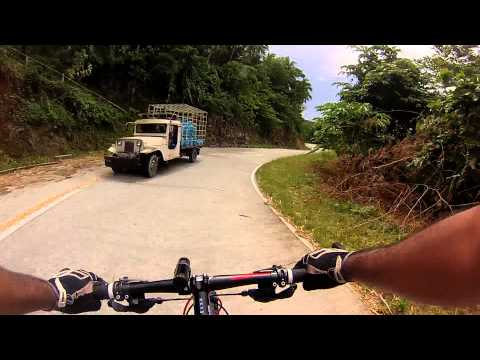 mindoro bike ride captured on gopro under 4:51 mins :)