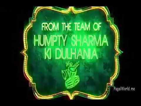 Badrinath Ki Dulhania - Official Trailer - Video MP4