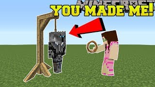 Minecraft: LOOK WHAT YOU MADE ME DO!!! - Trick Or Treat Find The Button - Custom Map [2]