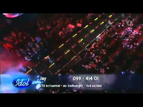 Jay Smith - Like A Prayer (vinnare Av Idol 2010 Final) Sweden video