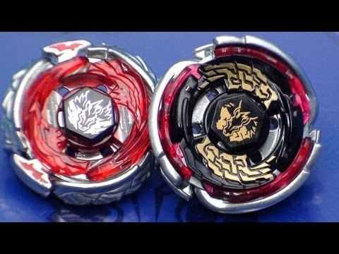 Beyblade Wing Pegasis 90WF vs Big Bang Pegasis F:D ベイブレード