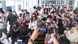 朴信惠Park Shin Hye(박신혜) Arrived Hong Kong Airport 20170609