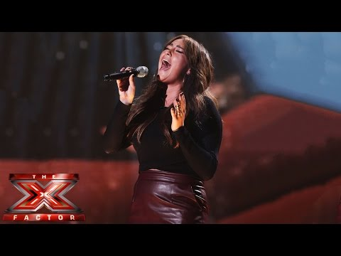 Lola Saunders sings Mariah Carey's When You Believe | Live Week 3  | The X Factor UK 2014