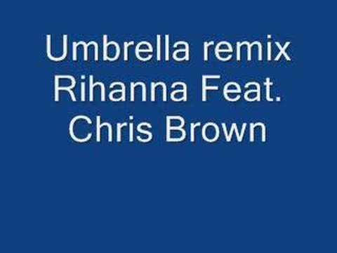 Chris Brown - Cinderella (Umbrella Remix) Lyrics