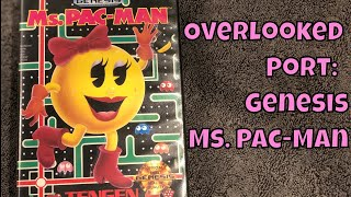 Overlooked Sequels & Ports: Sega Genesis Ms. Pac-Man