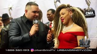 @UrbanGrindTV Presents Chicago Music Awards 2018 Featuring Sandy Redd