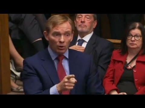 PMQs: David Cameron refuses to answer Chris Bryant question