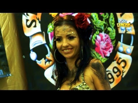 Body Art Convention 2012 - Warszawa - Dice Video