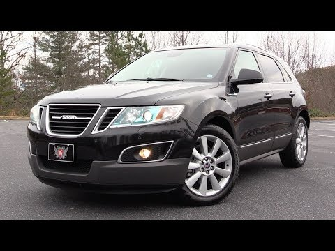 2011 Saab 9-4X Aero: Start Up, Test Drive & In Depth Review