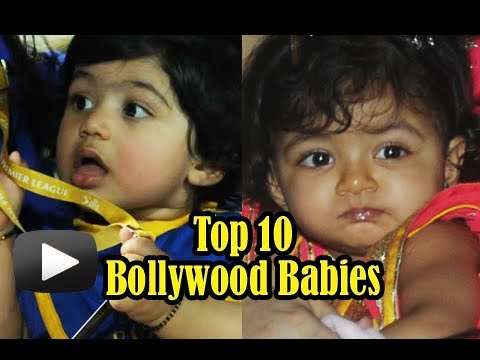 Aaradhya Bachchan To Viaan Raj Kundra - Bollywood's Top 10 Star Kids