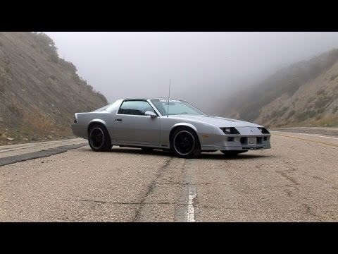 Chevrolet Camaro Z28 - Test Drive and Hoon of a 3rd Gen