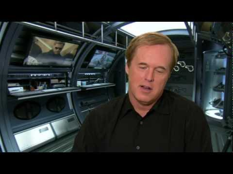 MISSION IMPOSSIBLE: GHOST PROTOCOL: Brad Bird's On Set Interview