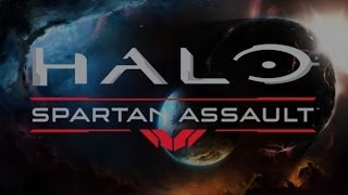 343ий обзор - Halo Spartan Assault