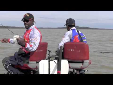 Grenada Lake, Ms Crappie Fishing