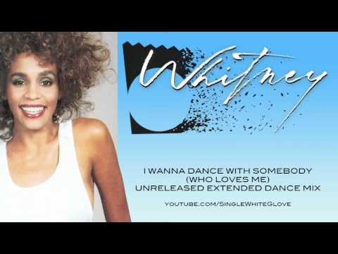 Whitney Houston - UNRELEASED EXTENDED DANCE MIX - I Wanna Dance With Somebody (Who Loves Me) - WHITNEY HOUSTON