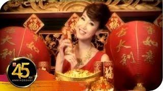Jacqueline Teo张美玲 福建贺岁专辑 接财神 五路財神照顧你 侯俊辉合唱