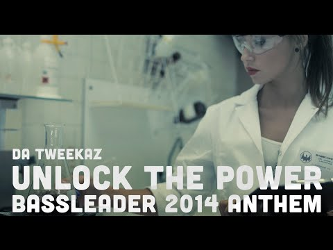 Da Tweekaz - Unlock The Power (bassleader 2014 Anthem) (official Video Clip) video