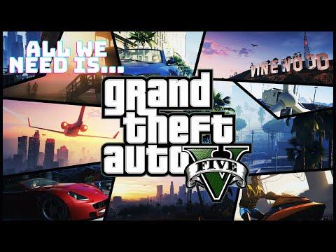 Game | GTA 5 Radio Ga Ga Trailer | GTA 5 Radio Ga Ga Trailer