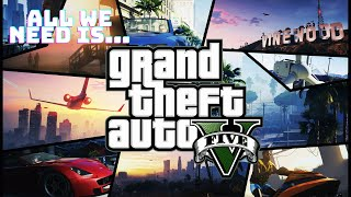 Game | GTA 5 Radio Ga Ga Trailer | GTA 5 Radio Ga Ga Trailer