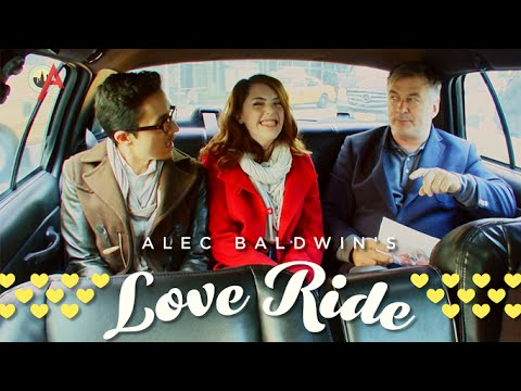 Corey & Francesca (Alec Baldwin's Love Ride)
