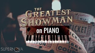 A Million Dreams The Greatest Showman Soundtrack Piano