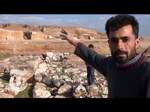 Syria War 2013 - Destroying Syria's Archaeological Past
