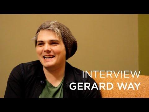 Interview: Gerard Way