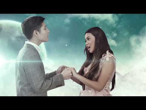 Cinta surga Aurel-Rassya (Video clip)