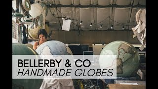 Behind the scenes at Bellerby & Co. | The UK's only handmade globemakers