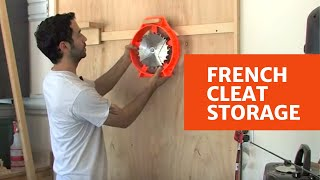 download lagu 106 - How To Build A French Cleat Storage gratis