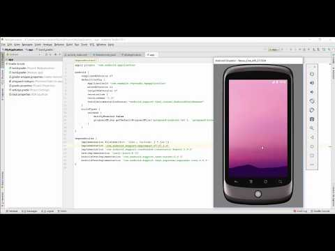 Android : How to Download & Install Android Studio 3.0.1