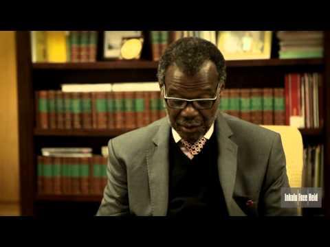 Prince Mangosuthu Buthelezi - #OurVoteOurVoice