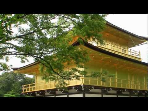 Kyoto (Kinkakuji 金閣寺 The Golden Pavilion)