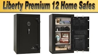 Premium Home Safes by Liberty - The Liberty Premium 12 Safe