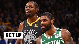 Kyrie Irving to the Nets is becoming a real possibility – but what about KD? | Get Up