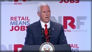 Minutes Ago Mike Pence Gave The Republicans A HEART ATTACK In This Rant Going Viral