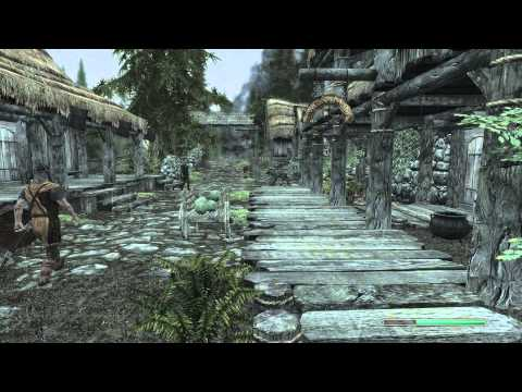 Bluedude spiller Skyrim 17 - Banditt jakt!