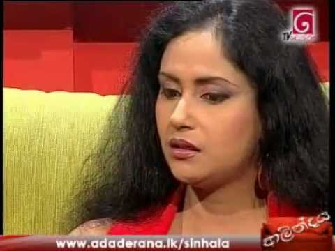 Derana Tv Interview with Tharushi Perera