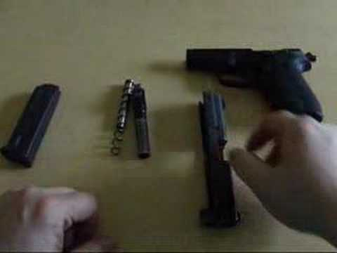 Field Strip Sig P229 Video