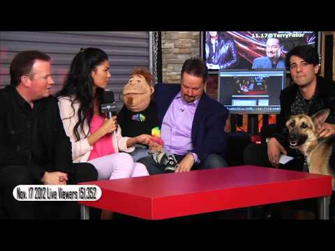#LIVEwire 11/17/12 - Guest Terry Fator