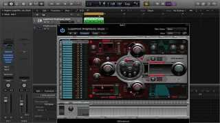 Logic Pro X: Popular Progressive House Pluck Sound using Ultrabeat