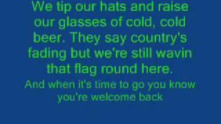 Watch Eric Church Pledge Allegiance To The Hag video