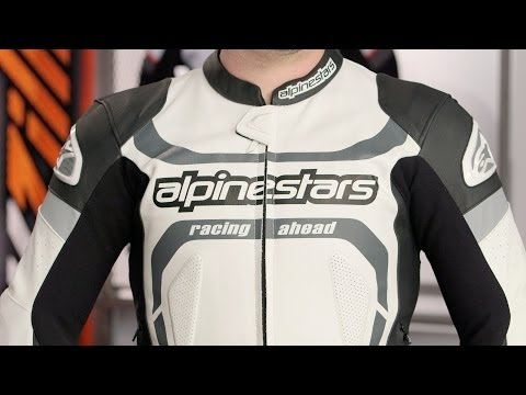 Alpinestars Motegi 2-Piece Race Suit Review at RevZilla.com