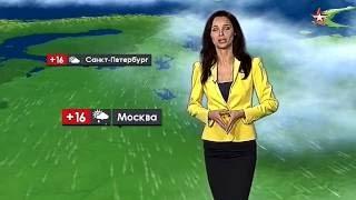 Погода сегодня, завтра, видео прогноз погоды на 3 дня 13.9.2016