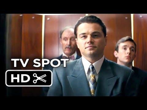 The Wolf of Wall Street TV SPOT - Reviews (2013) - Leonardo DiCaprio Movie HD