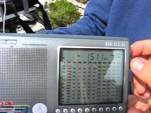 Crystal Radio on 1602 kHz