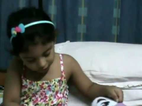 Bulu's India Visit & Trisha video