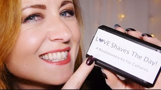 Love Shaves The Day: A Special Edition ASMR Superbowl Commercial